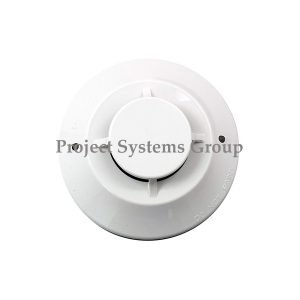 "อุปกรณ์ตรวจจับควัน The Notifier SD-651 Plug-in Smoke Detectors offer superb performance and reliability in a profile which is just 2"" (5.1cm) deep. Model SD-651 (photoelectric sensor) can be used with a variety of different adapter bases in several wiring configurations and voltages. Other features include: low current draw, stable performance in high air velocities, built-in tamper resistant base design, remote LED option, removable cover, and built-in test switch."